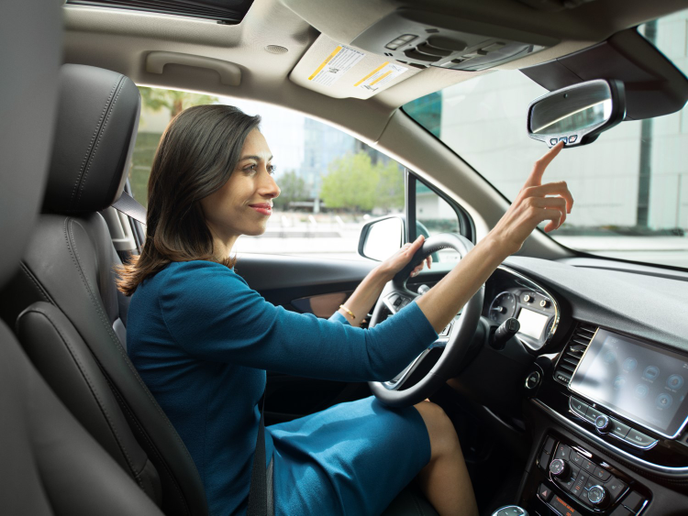 Connected vehicles will soon expedite the renting and returning of vehicles for customers at neighborhood and airport Enterprise, National, and Alamo locations.  - Photo courtesy of Enterprise.