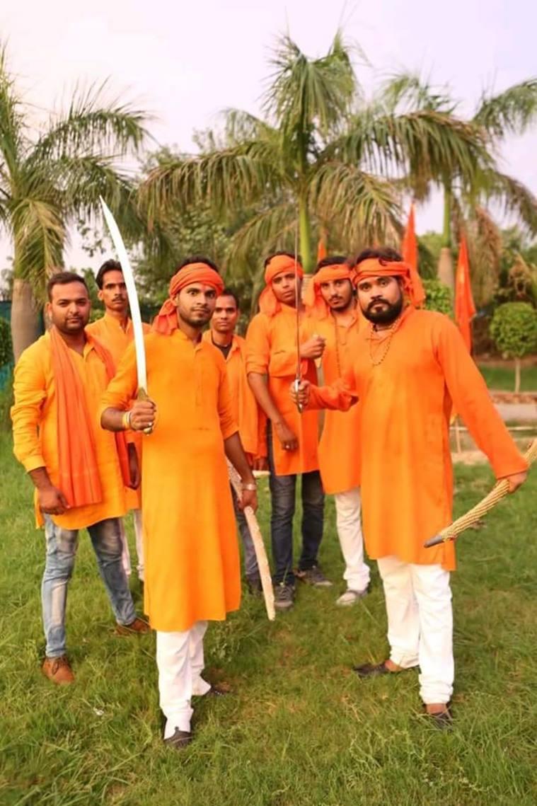 Laxmi Dubey, bhopal, madhya pradesh, angry hindutva, sandeep chaturvedi, rage politics, hindutva politics, internet politics, indian express, indian express news