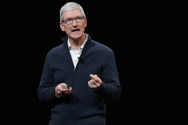CEO Tim Cook said the company anticipated challenges in key emerging markets, but didn't expect the magnitude of the economic deceleration, especially in China.