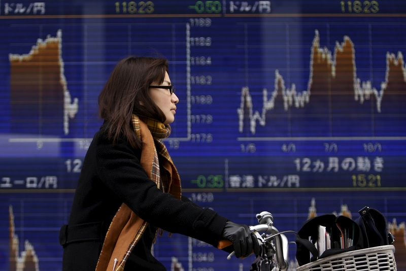 © Reuters.  Global Stock Rally Pauses; Treasuries Edge Higher: Markets Wrap