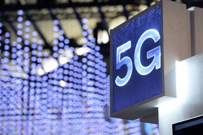 Unlike upgrades of wireless networks in the past, 5G will deliver not just faster phone and computer data but also help connect up cars, appliances, cargo and crop equipment. ― AFP pic