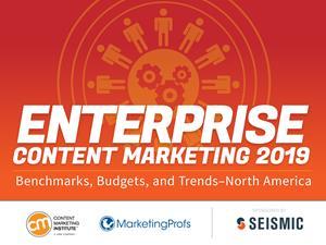 CMI 2019 Enterprise Content Marketing Research