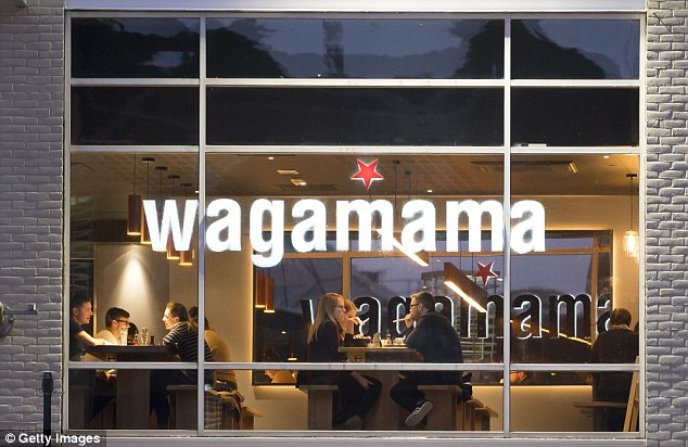 Restaurant Group tabled a bid for Wagamama last October - a move that stunned investors