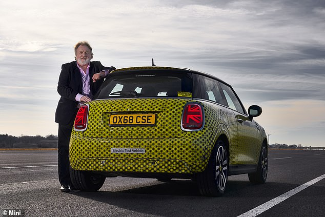 'Mini SE is a rubbish name', says Ray Massey. He wants the brand to stick to Mini Electric