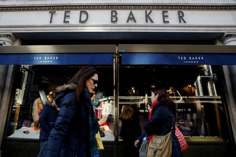 c52fffce6fcc UPDATE 2-Ted Baker caps off tough year with first profit drop in 10 years -  BusinessTelegraph