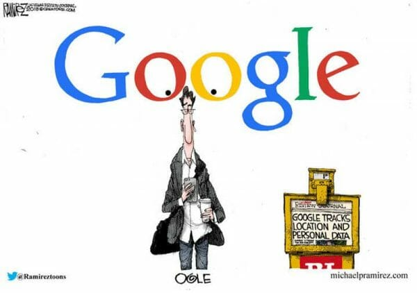 Google Spying Privacy