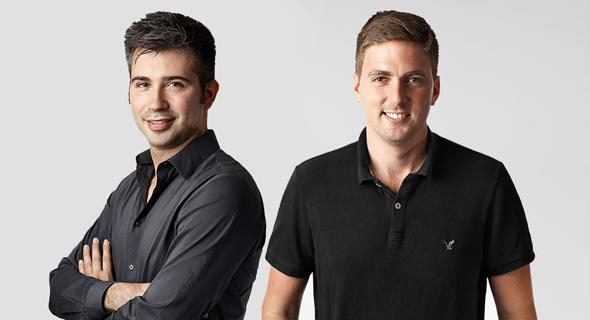 Armis founders Yevgeny Dibrov and Nadir Izrael. Photo: PR