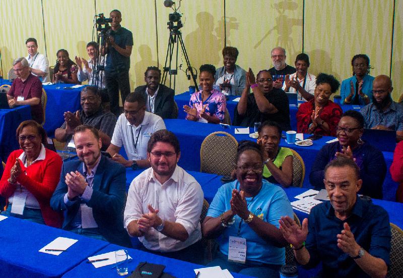 Internet of Humans rising in Caribbean CaribNOG17