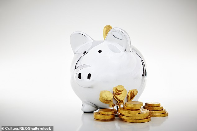 Stow it away: Most of us can't put £20,000 into our Isa savings pots each year