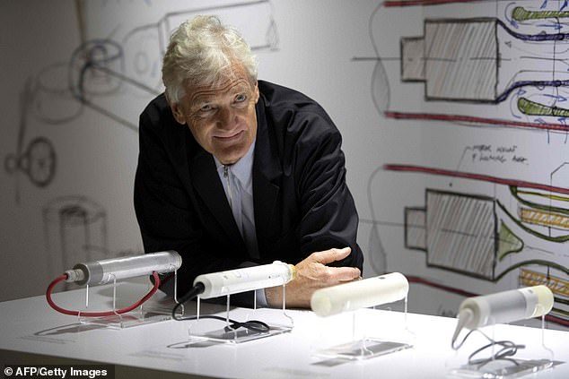 Sir James Dyson - aprominent advocate for Brexit - said his company had scrapped its bold plan to make a Tesla-rivalling electric car as it would not be commercially viable