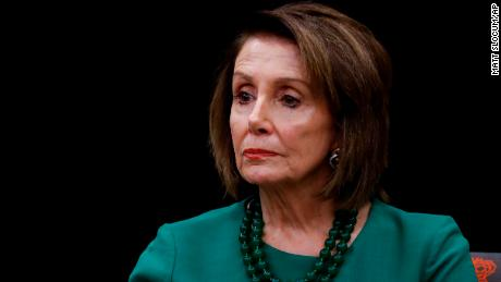 Nancy Pelosi says Facebook 'willing enablers' of Russian interference