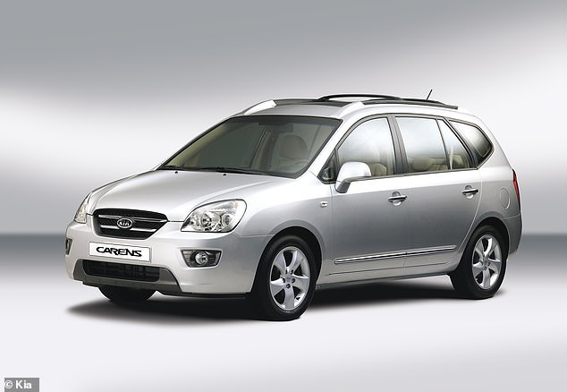 Almost two in five Kia Carens (1996-2006) fail their MOT test at the first attempt. That's a concern considering this is a large family car