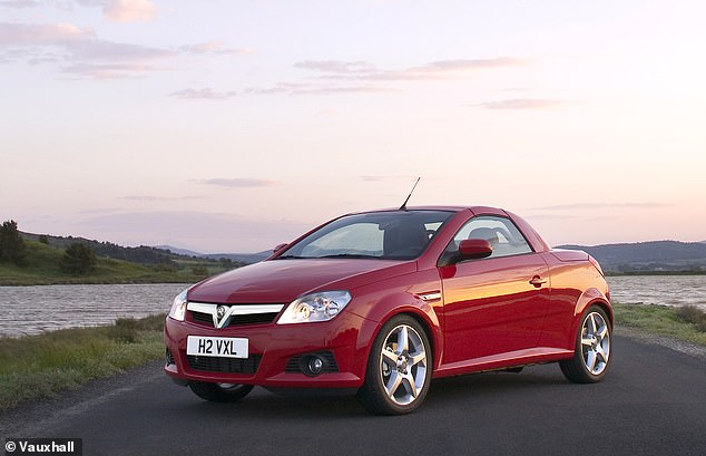 The Tigra is barely a sports car. It also has the worst record of all when it comes to MOT tests