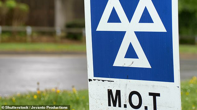 What Car? estimates that forces have have earned £20.8million from drivers caught at the wheel of a vehicle without a valid MOT certificate in the last four years