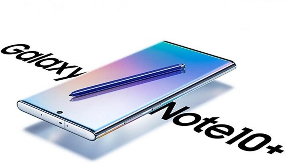 Galaxy Note 10 Plus.