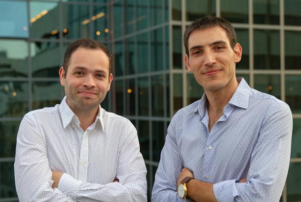 Ido Neeman and Yan Cybulski. Photo: PR