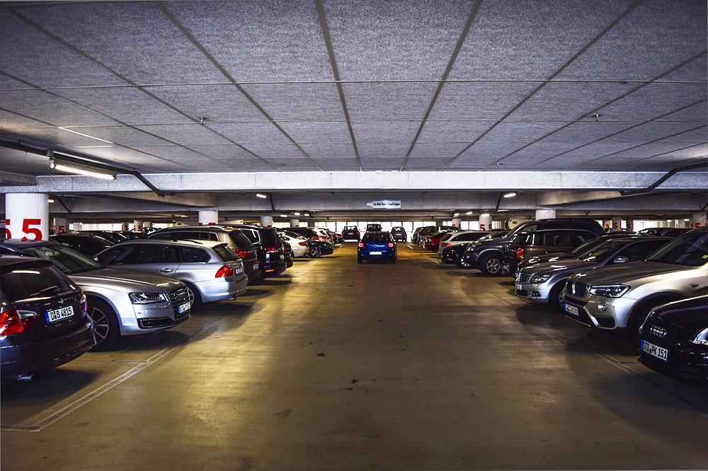 Toll booths have been replaced by a license plate recognition system in the Terrell Library and Smith Center parking garages. Patrons will now enter their license plate number into a toll machine after parking their vehicles instead of paying a cashier when leaving the parking garages.