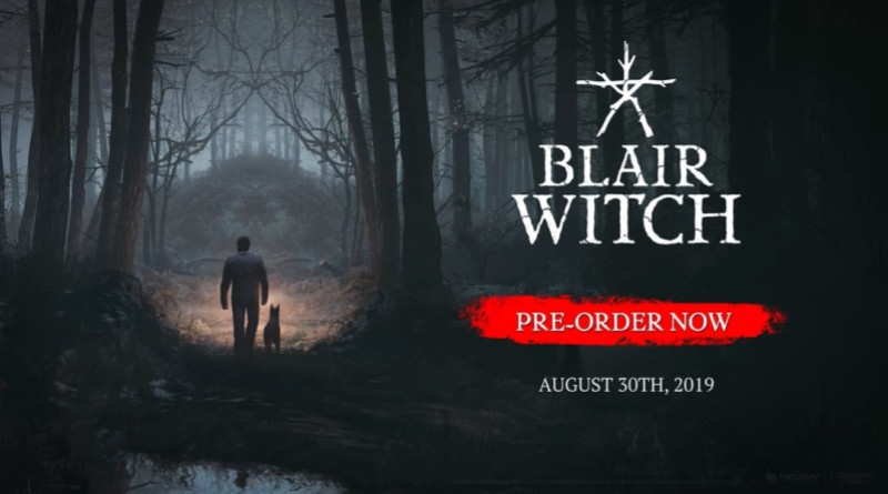 Blair Witch debuts on August 30 on the PC and Xbox One.
