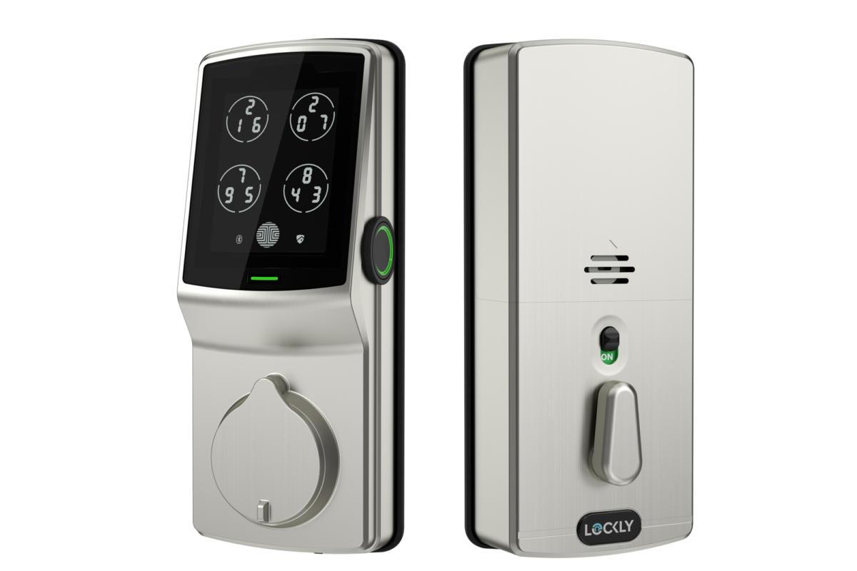 lockly fingerprint reader