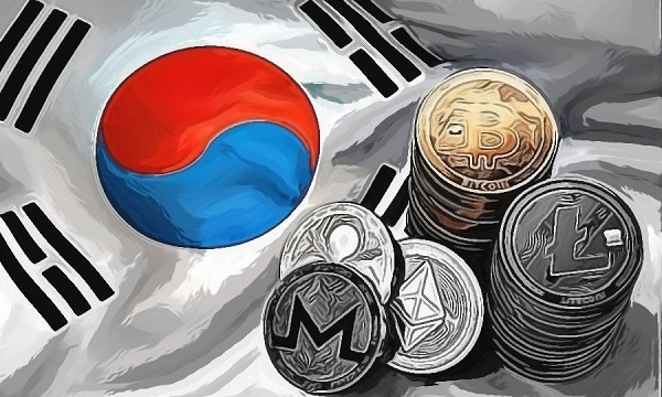 Cryptocurrencies in South Korea