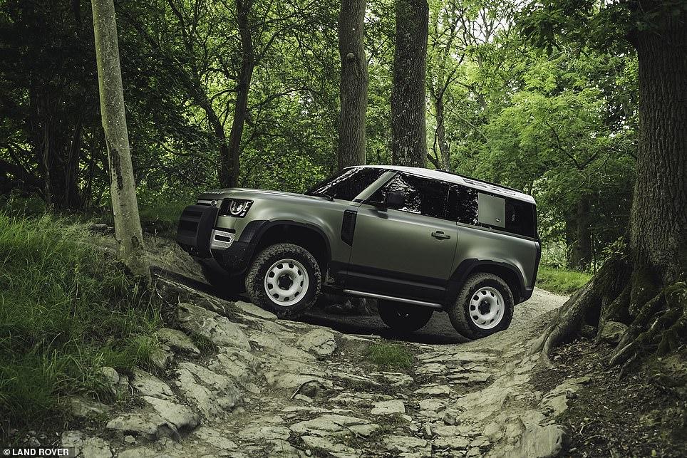 Real Land Rover Defender