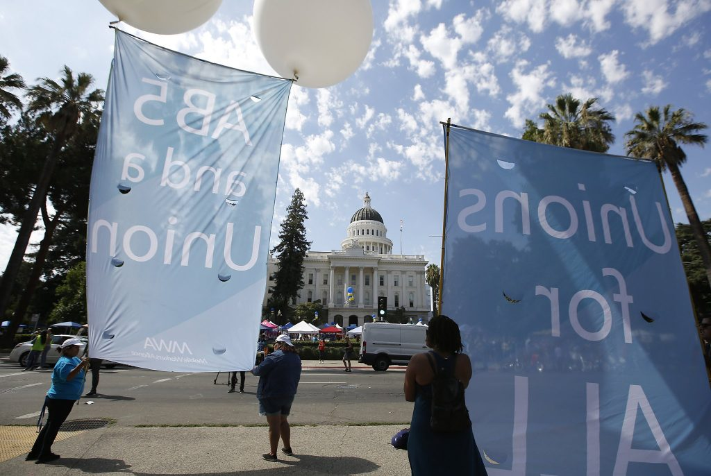 California Gig Work Bill