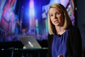 Telecommuting ban: former Yahoo! CEO Marissa Mayer.