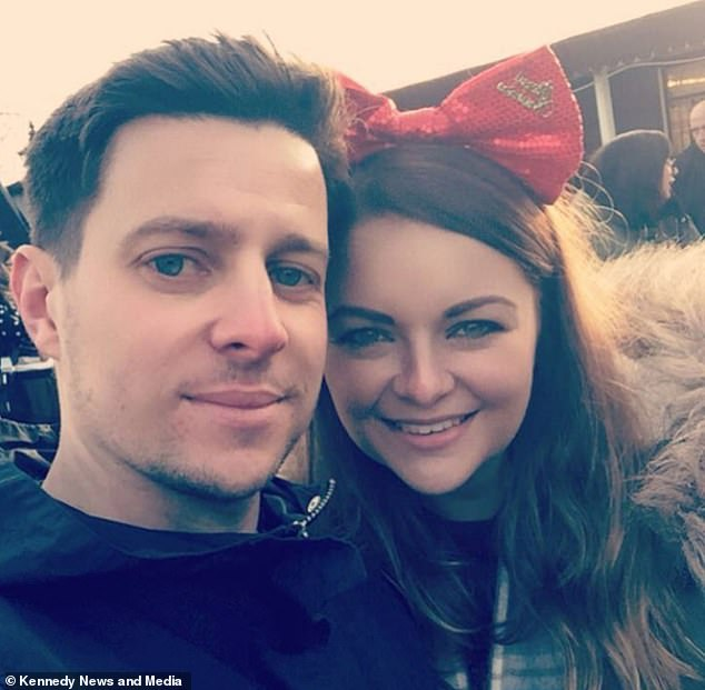 Abi had to watch her husband go from happy and sporty to intensive care within days, before he passed away from a pulmonary embolism after just three chemotherapy sessions