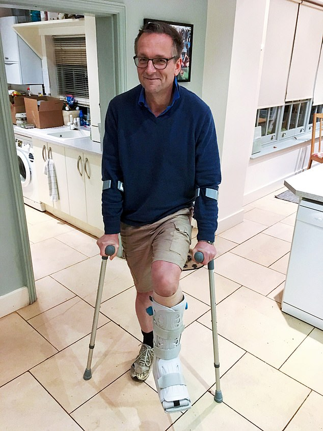 I've had my fair share of sporting injuries, including rupturing my Achilles earlier this year and a couple of weeks ago my hamstring. Seeing a physio for exercises to build the muscles and protect the knee can help prevent future damage