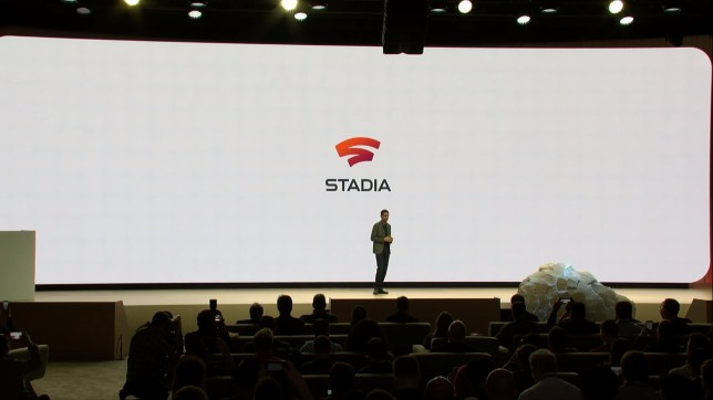 Google Stadia conference