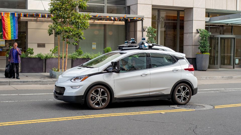 Honda Self Driving