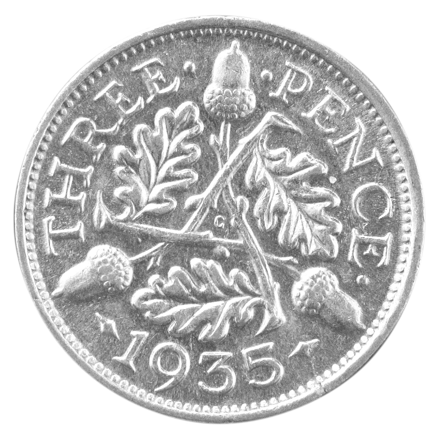 The threepence is the longest serving British coin and was in circulation for 500 years