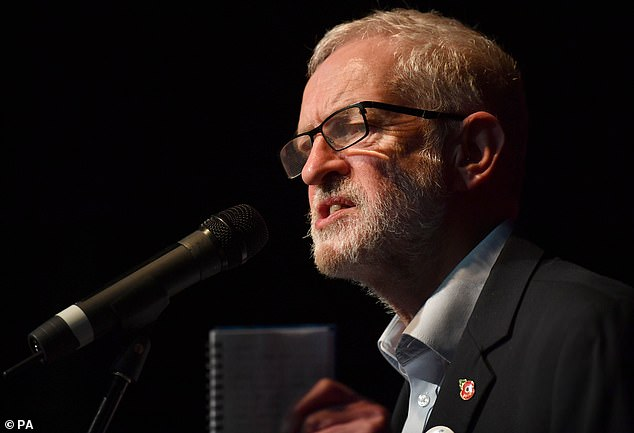 Divisive: In Britain, Jeremy Corbyn and Labour have gone out of their way to vilify billionaires condemning them as social parasites and polluters who divide society