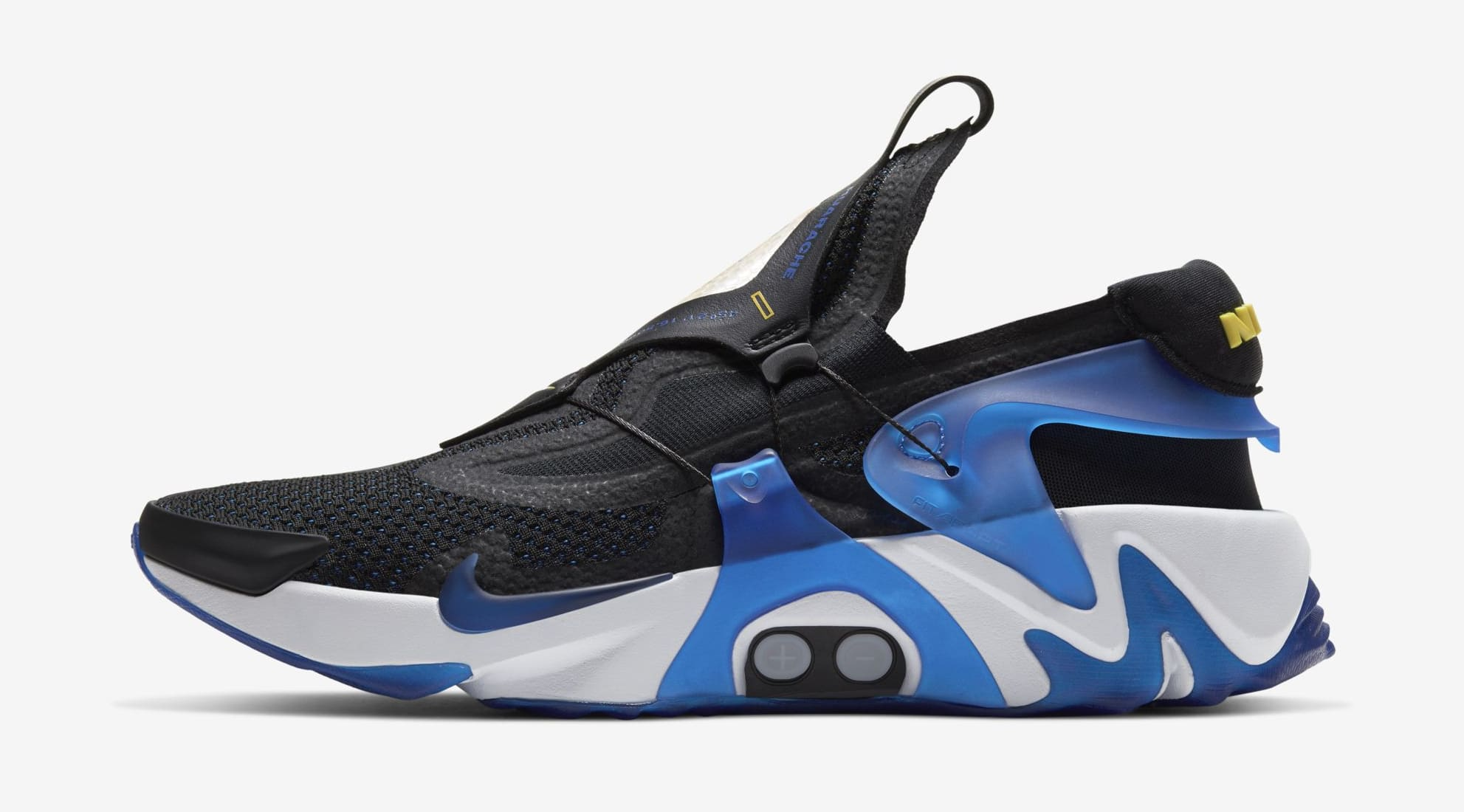 nike-adapt-huarache-black-racer-blue-lateral