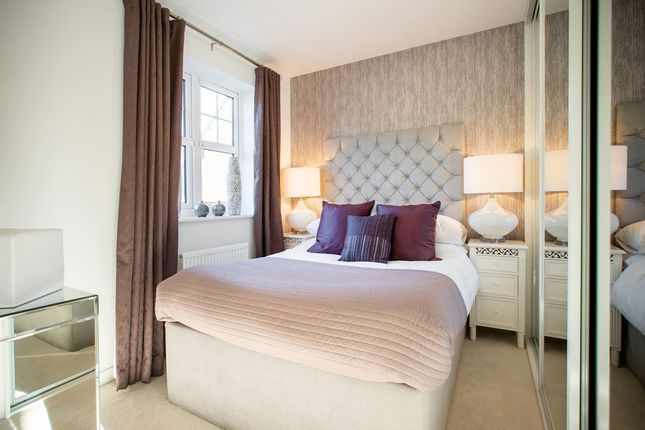 It has stylish bedrooms, although they are on the small side