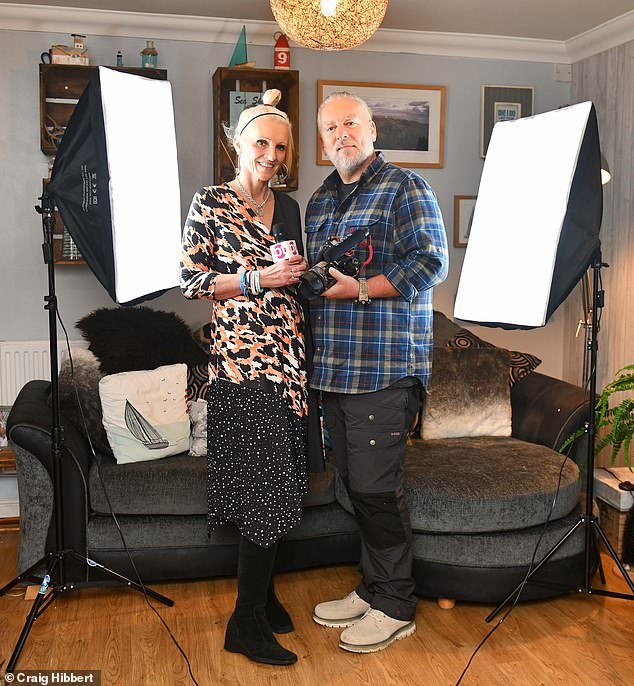 Hot property:Vanessa Warwick and Nick Tadd have 10,000 YouTube subscribers
