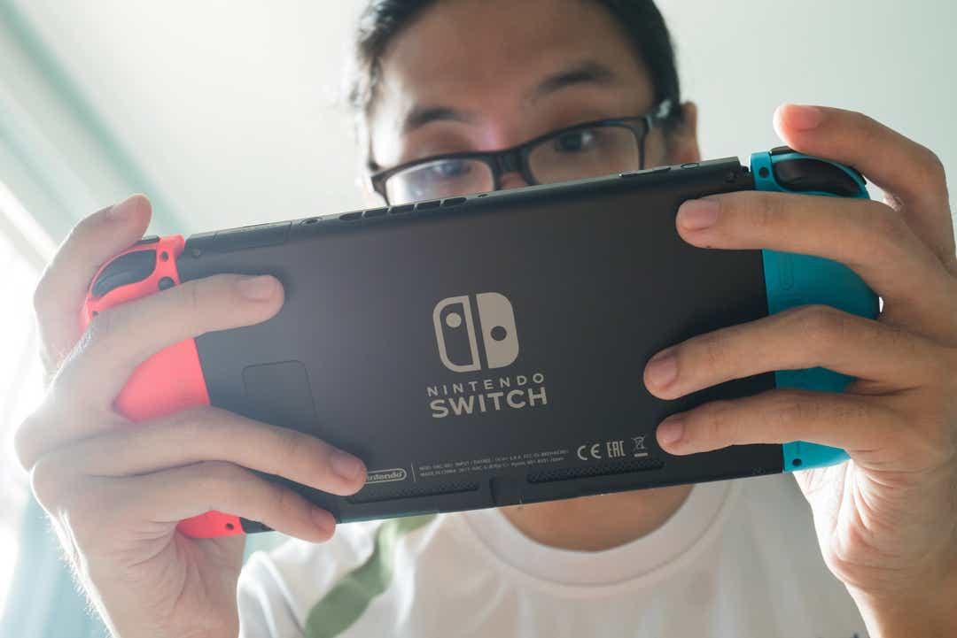 Nintendo Switch Cyber Monday