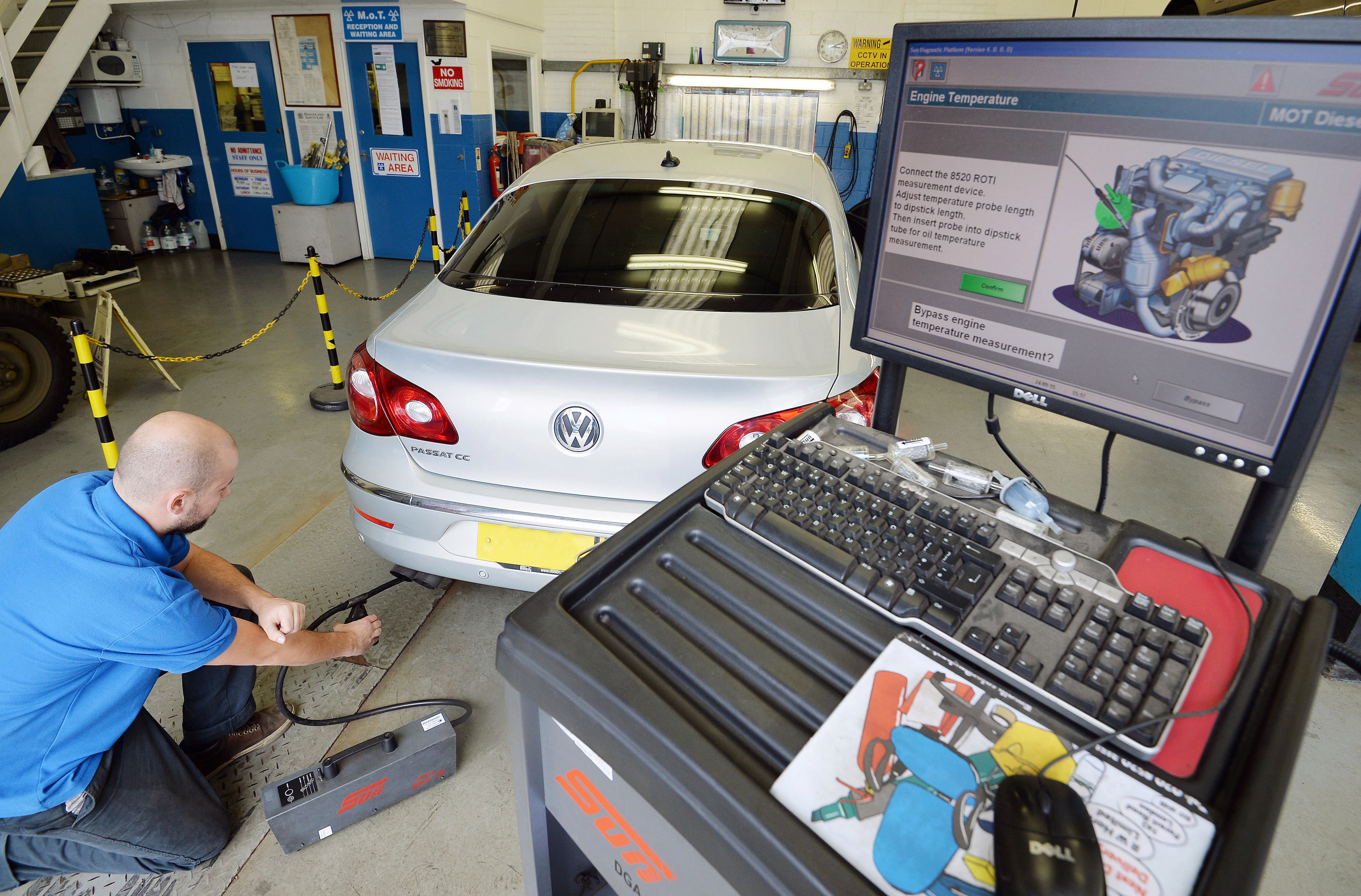 Get the best deal for your MOT