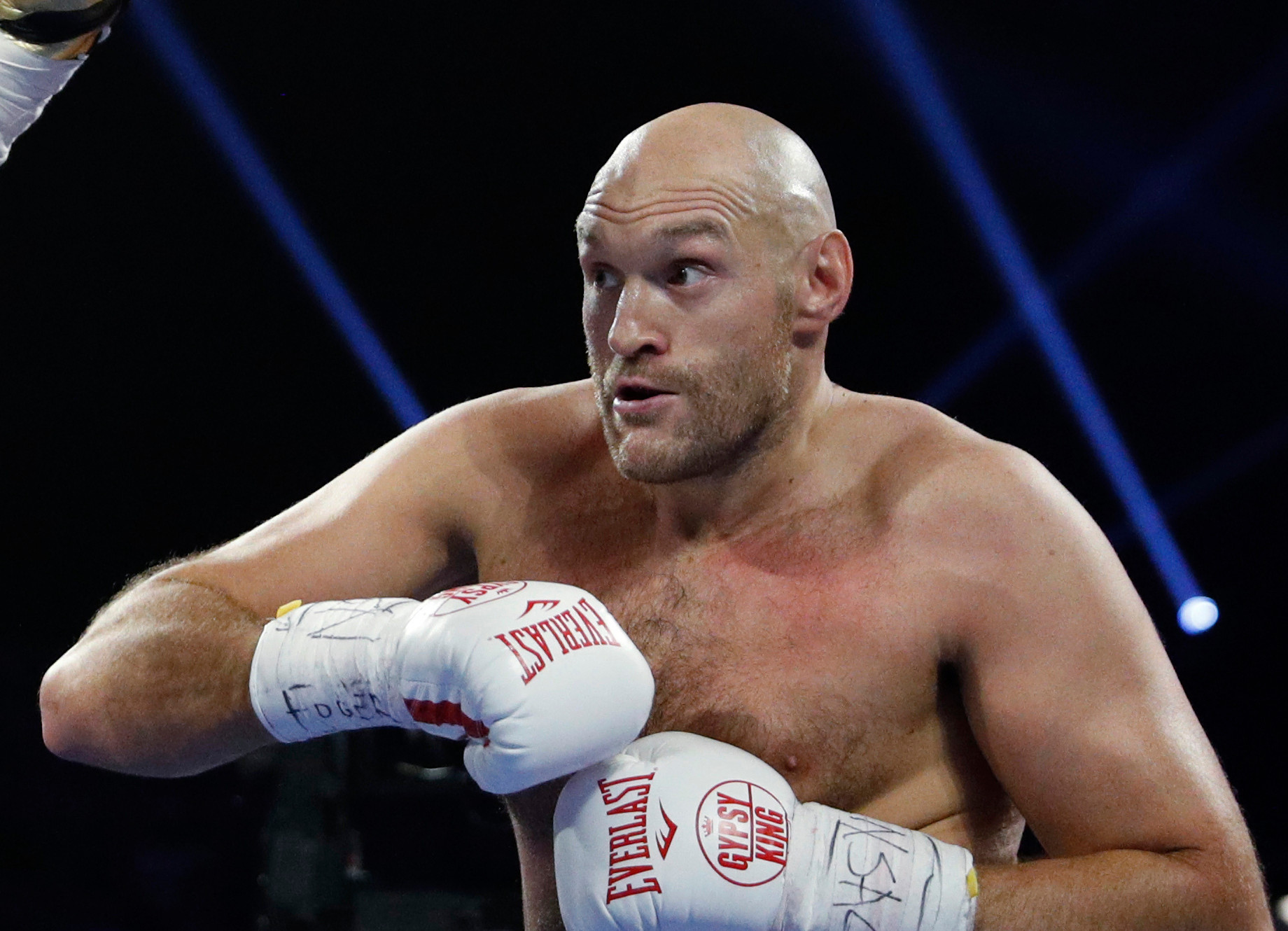 This week Tyson Fury claimed that he masturbates seven times a day to keep his testosterone pumping
