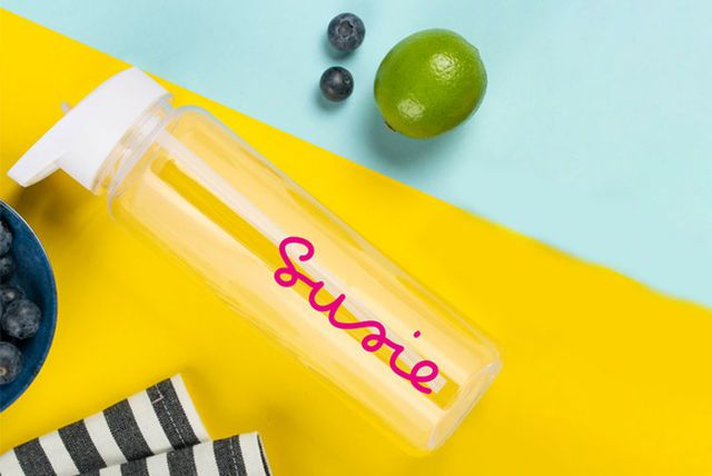 Save £15 on a personalised island-inspired water bottle with Wowcher