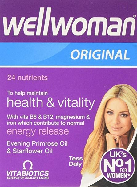 30 capsules of Wellwoman Original are just £5.03 at the moment