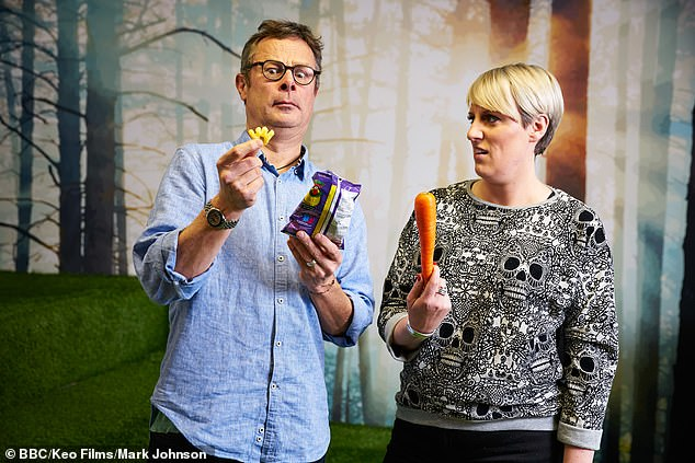 Hugh Fearnley-Whittingstall and Steph McGovern explore the nation's biggest health problems in Easy Ways To Live Well