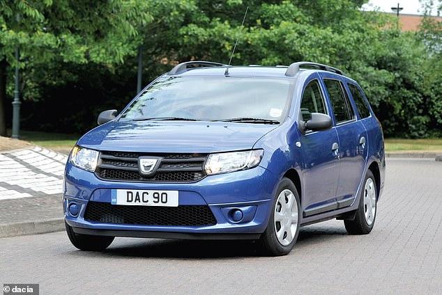 The Dacia Logan isn't pretty, but it is cheap. Unfortunately, data shows that 18% fail a first MOT test