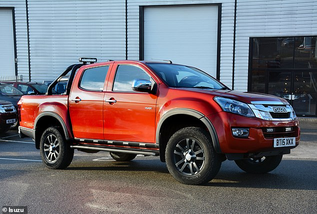 The Isuzu D-Max might look like a big bruising pick-up that can take on all terrains, but more than 18% can't tackle an MOT tester and their checklist of items