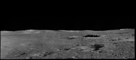 China releases new pics from surface of the moon (Picture: CNSA)
