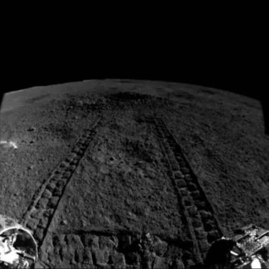 China's Lunar Rover Has Found Something Weird on the Far Side of the Moon https://www.space.com/china-far-side-moon-rover-strange-substance.html