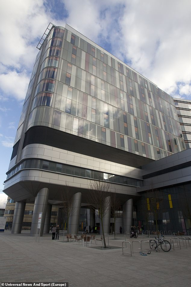 The unidentified patients are reportedly being treated at the Queen Elizabeth University Hospital in Glasgow