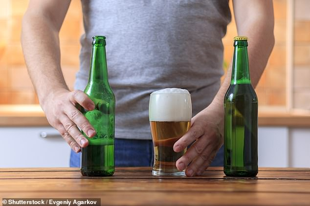 Drinking too much alcohol may be cause by a gene which makes a pint of beer or glass more pleasurable than it should be, scientists claim