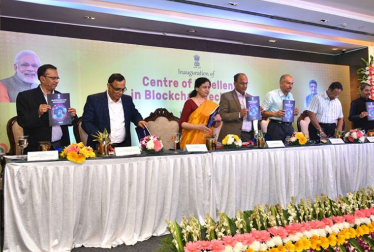 Indian Minister Inaugurates Blockchain Center of Excellence in Bengaluru