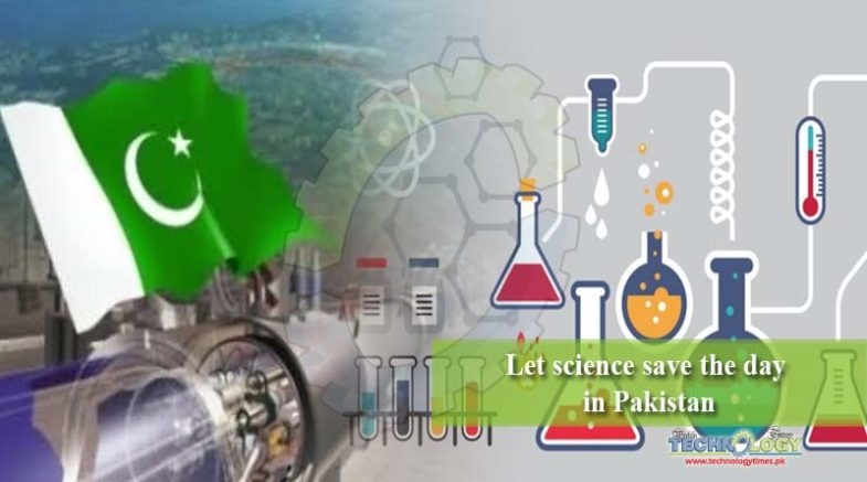 Let science save the day in Pakistan